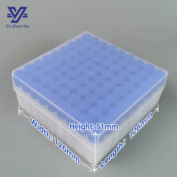 2ml 100 well freezing box