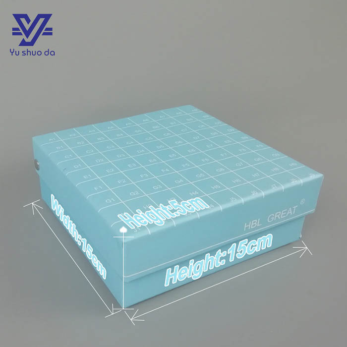 Paper Freeze Box