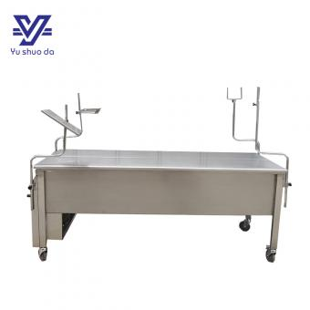 Mortuary Autopsy Table