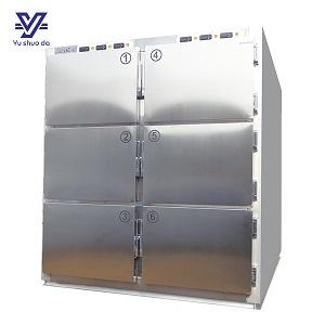 Mortuary equipment freezer