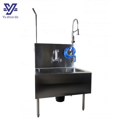 304 stainless steel embalming table
