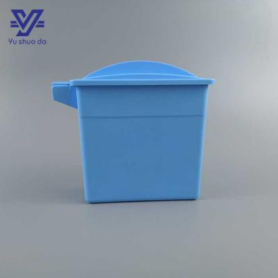 Plastic Slide Staining Jar