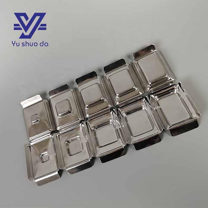 Stainless Steel Embedding Base Molds