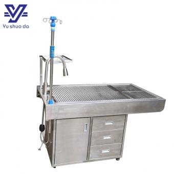veterinary exam table