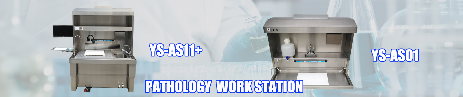 Pathology work station